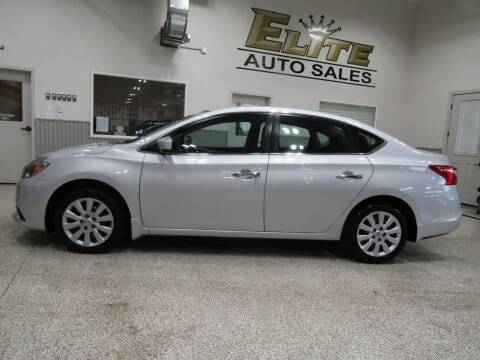 2019 Nissan Sentra for sale at Elite Auto Sales in Ammon ID