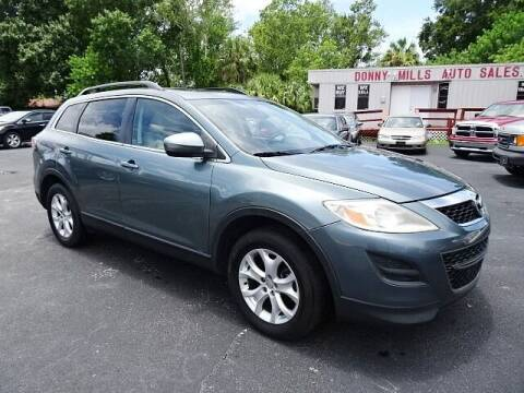 2012 Mazda CX-9 for sale at DONNY MILLS AUTO SALES in Largo FL