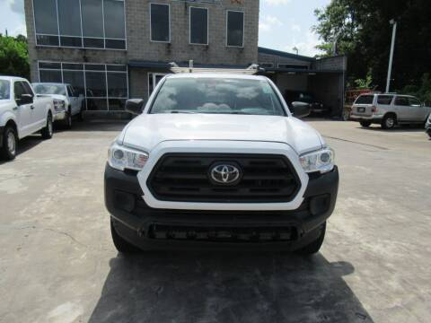 2018 Toyota Tacoma for sale at Lone Star Auto Center in Spring TX
