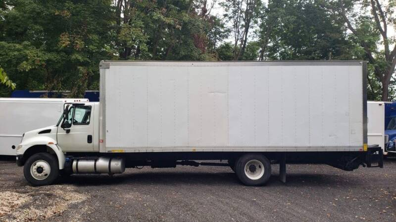 2015 International DuraStar 4300 for sale at Lafayette Salvage Inc in Lafayette NJ