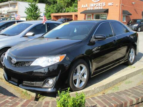 2014 Toyota Camry for sale at A & A IMPORTS OF TN in Madison TN