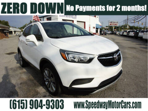 2017 Buick Encore for sale at Speedway Motors in Murfreesboro TN