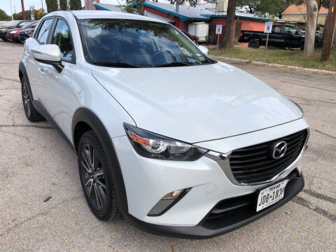 2017 Mazda CX-3 for sale at PRESTIGE AUTOPLEX LLC in Austin TX