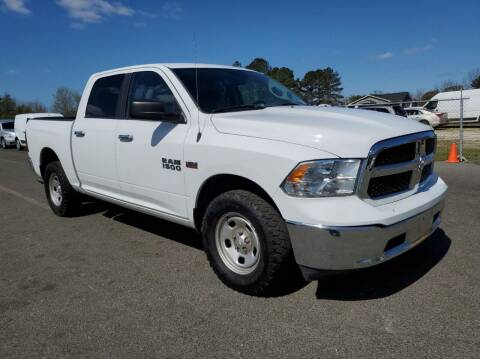 2015 RAM Ram Pickup 1500 for sale at Collection Auto Import in Charlotte NC