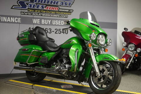 2015 Harley-Davidson® FLHTK - Ultra Limited for sale at Southeast Sales Powersports in Milwaukee WI