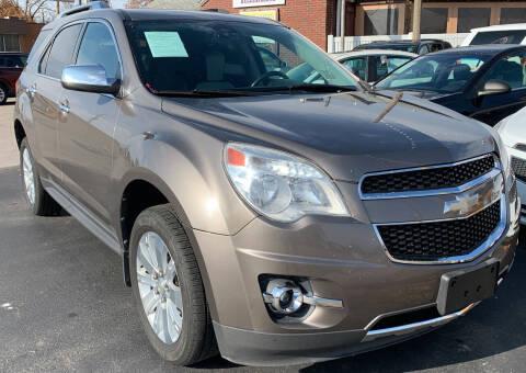 2010 Chevrolet Equinox for sale at American Motors Inc. - Belleville in Belleville IL