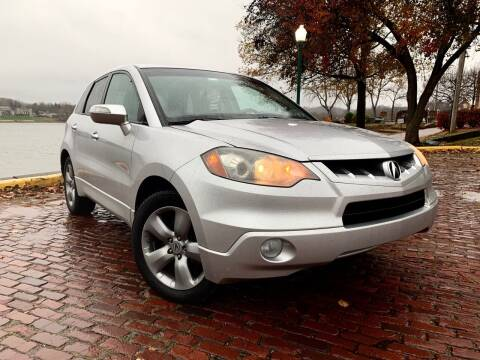 2007 Acura RDX for sale at PUTNAM AUTO SALES INC in Marietta OH