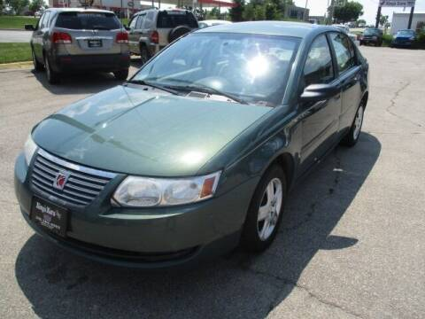 2007 Saturn Ion for sale at King's Kars in Marion IA