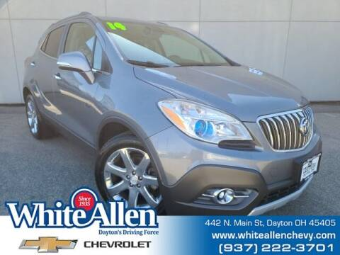 2014 Buick Encore for sale at WHITE-ALLEN CHEVROLET in Dayton OH