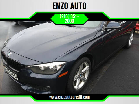 2015 BMW 3 Series for sale at ENZO AUTO in Parma OH