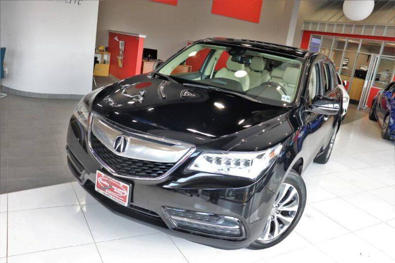 2015 Acura MDX for sale at Quality Auto Center in Springfield NJ