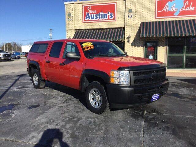 2013 Chevrolet Silverado 1500 for sale at Austins At The Lake in Lakeview OH