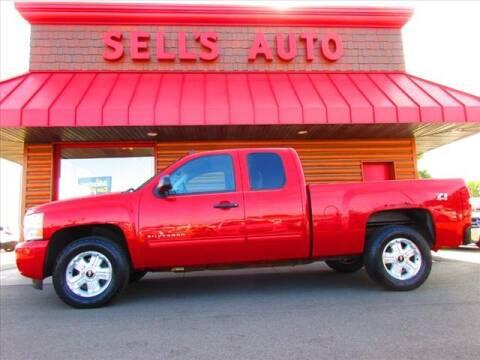 2009 Chevrolet Silverado 1500 for sale at Sells Auto INC in Saint Cloud MN