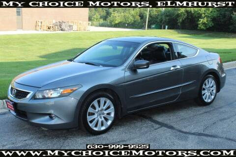2009 Honda Accord for sale at Your Choice Autos - My Choice Motors in Elmhurst IL