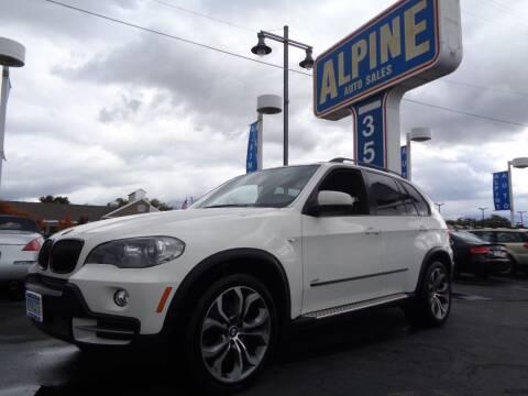 2008 BMW X5 for sale at Alpine Auto Sales in Salt Lake City UT