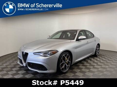 2018 Alfa Romeo Giulia for sale at BMW of Schererville in Shererville IN