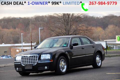 2006 Chrysler 300 for sale at T CAR CARE INC in Philadelphia PA