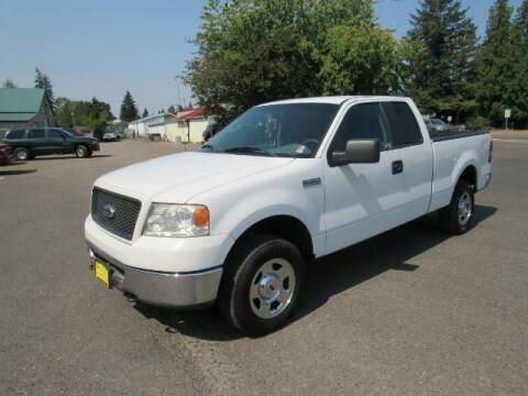2006 Ford F-150 for sale at Triple C Auto Brokers in Washougal WA