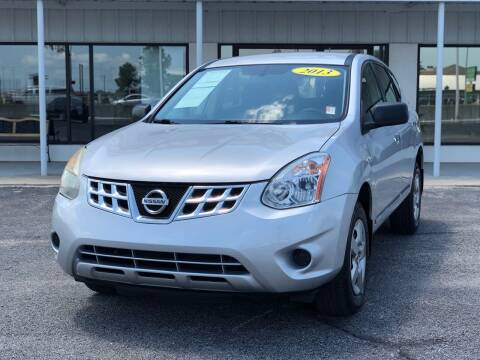 2013 Nissan Rogue for sale at Nelson Car Country in Bixby OK