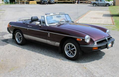 1977 MG MGB for sale at Great Lakes Classic Cars & Detail Shop in Hilton NY