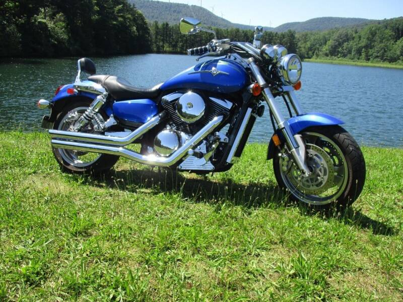 2004 Kawasaki Meanstreak 1600 for sale at W.R. Barnhart Auto Sales in Altoona PA