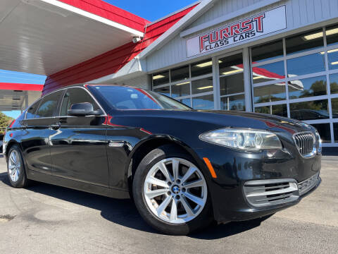 2014 BMW 5 Series for sale at Furrst Class Cars LLC  - Independence Blvd. in Charlotte NC
