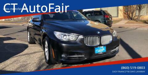 2010 BMW 5 Series for sale at CT AutoFair in West Hartford CT