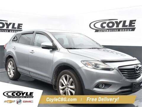2013 Mazda CX-9 for sale at COYLE GM - COYLE NISSAN - New Inventory in Clarksville IN