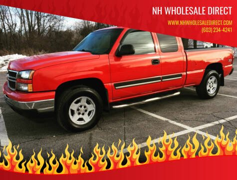 2007 Chevrolet Silverado 1500 Classic for sale at NH WHOLESALE DIRECT in Derry NH