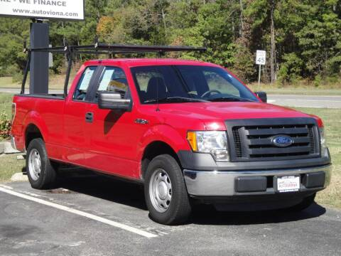 2011 Ford F-150 for sale at Auto Viona LLC in Durham NC