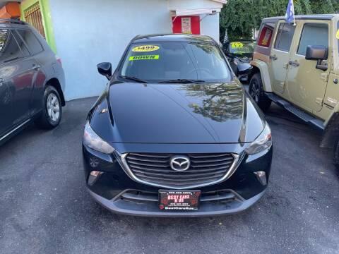 2016 Mazda CX-3 for sale at Best Cars R Us LLC in Irvington NJ