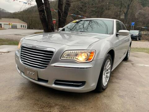 2012 Chrysler 300 for sale at Day Family Auto Sales in Wooton KY