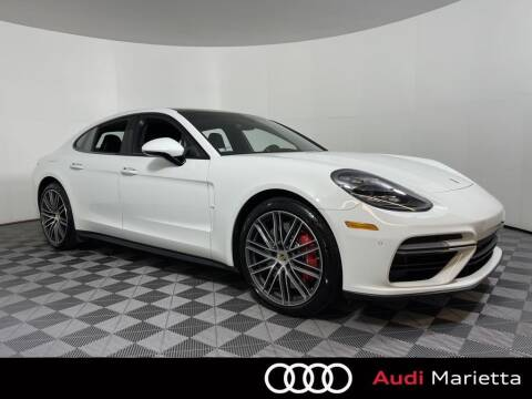 2018 Porsche Panamera for sale at CU Carfinders in Norcross GA