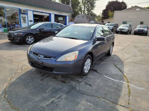 2004 Honda Accord for sale at MOE MOTORS LLC in South Milwaukee WI