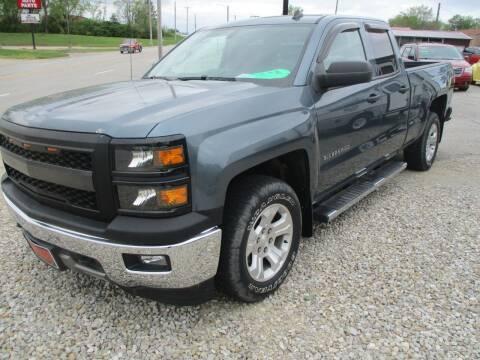 2014 Chevrolet Silverado 1500 for sale at Schrader - Used Cars in Mt Pleasant IA