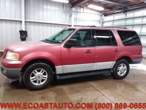 2003 Ford Expedition for sale at East Coast Auto Source Inc. in Bedford VA