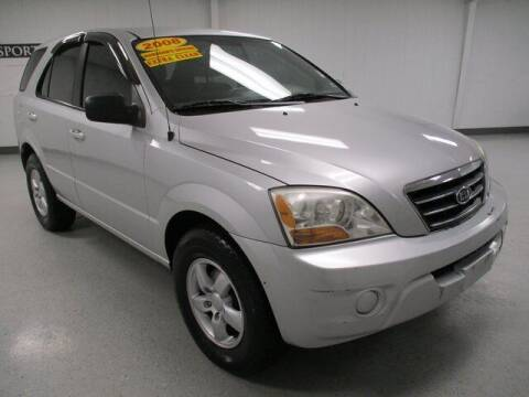 2008 Kia Sorento for sale at Sports & Luxury Auto in Blue Springs MO