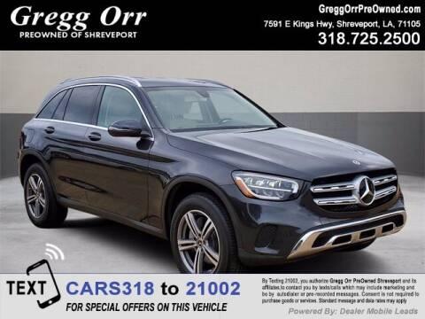 2020 Mercedes-Benz GLC for sale at Gregg Orr Pre-Owned Shreveport in Shreveport LA