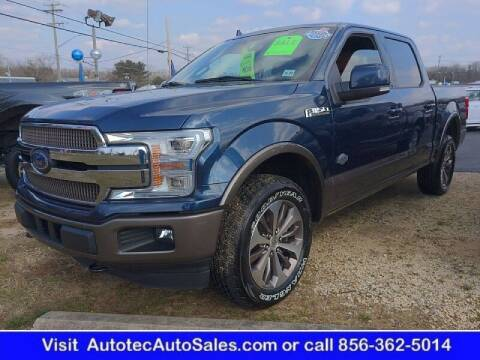 2020 Ford F-150 for sale at Autotec Auto Sales in Vineland NJ