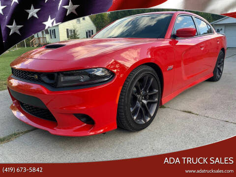 2020 Dodge Charger for sale at Ada Truck Sales in Ada OH