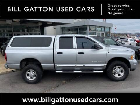 2004 Dodge Ram Pickup 2500 for sale at Bill Gatton Used Cars in Johnson City TN