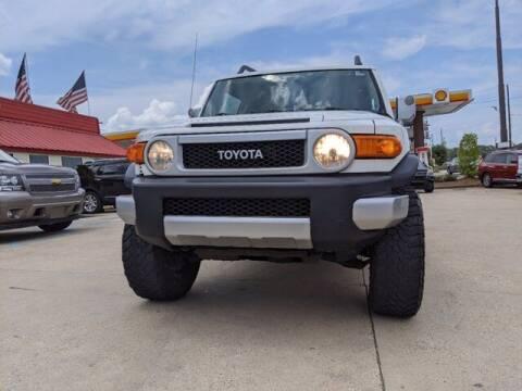 2010 Toyota FJ Cruiser for sale at CarZoneUSA in West Monroe LA