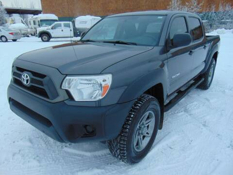 2013 Toyota Tacoma for sale at Dependable Used Cars in Anchorage AK