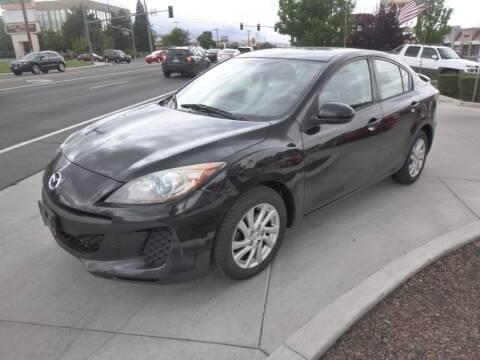 2012 Mazda MAZDA3 for sale at Ideal Cars and Trucks in Reno NV