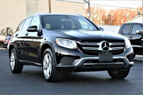 2018 Mercedes-Benz GLC for sale at High Quality Imports in Manalapan NJ