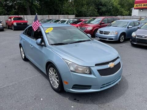 2011 Chevrolet Cruze for sale at Auto Revolution in Charlotte NC