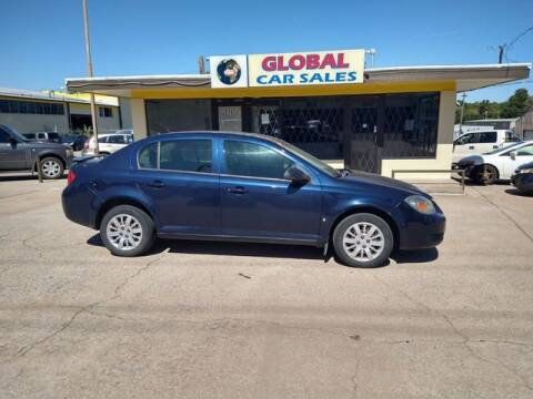 2009 Chevrolet Cobalt for sale at Suzuki of Tulsa - Global car Sales in Tulsa OK