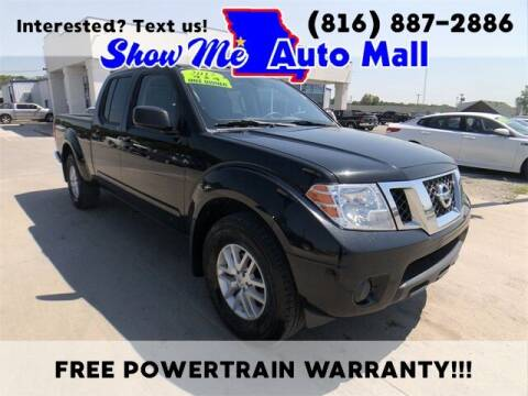 2017 Nissan Frontier for sale at Show Me Auto Mall in Harrisonville MO