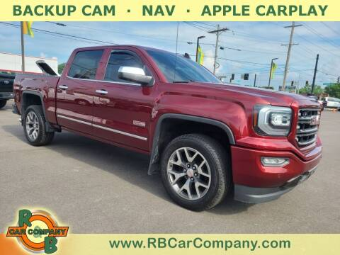 2016 GMC Sierra 1500 for sale at R & B Car Company in South Bend IN