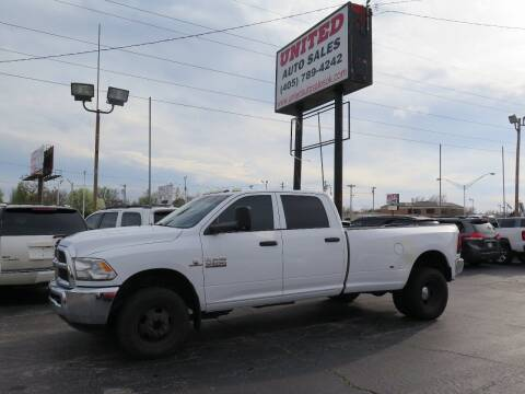 2014 RAM Ram Pickup 3500 for sale at United Auto Sales in Oklahoma City OK